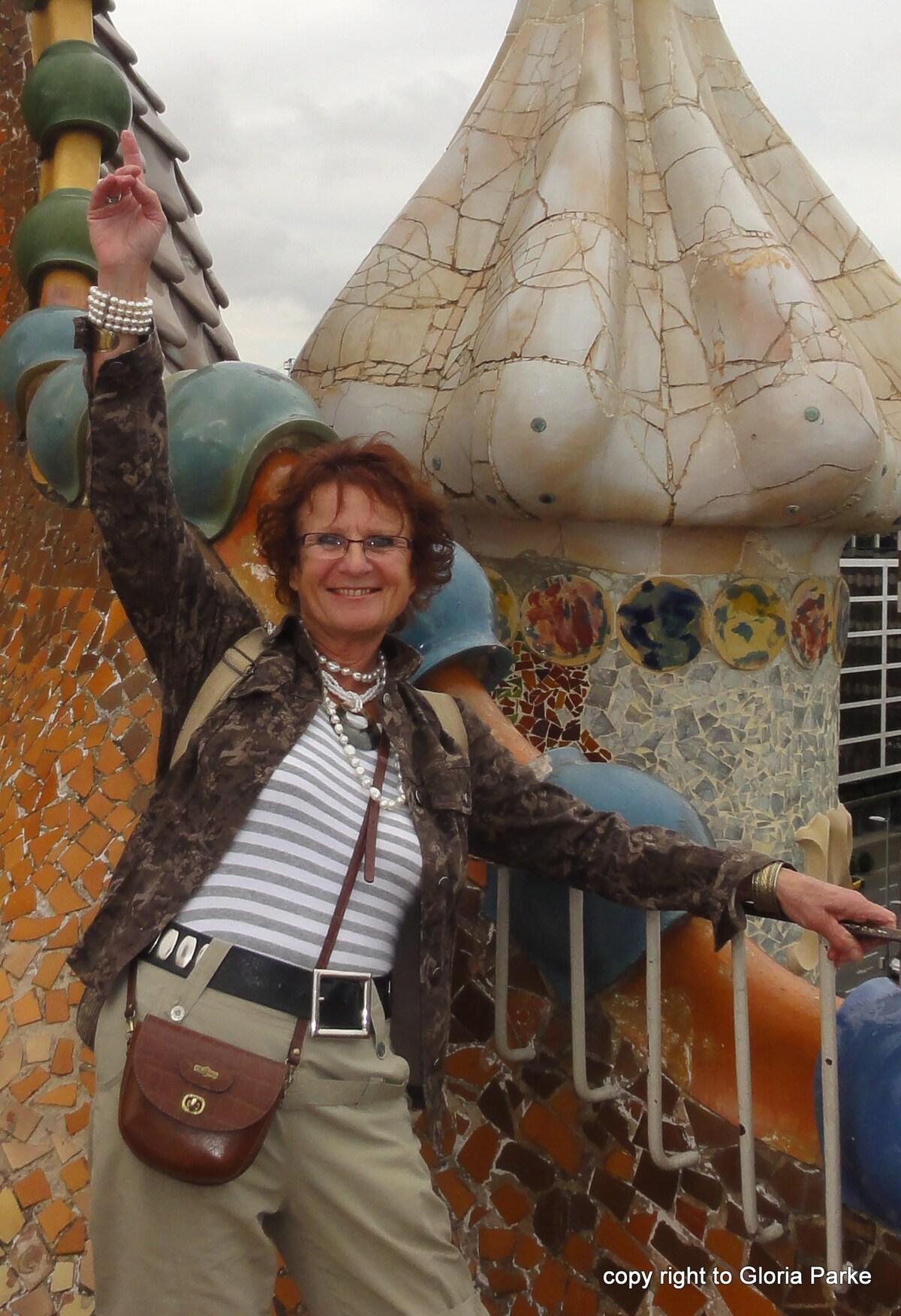 Gloria from Aspiran
