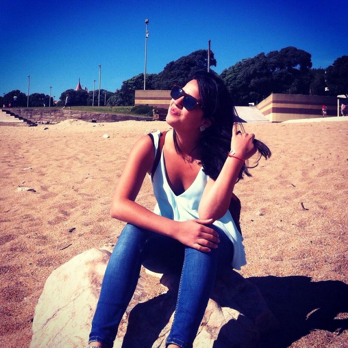 Sara from Porto