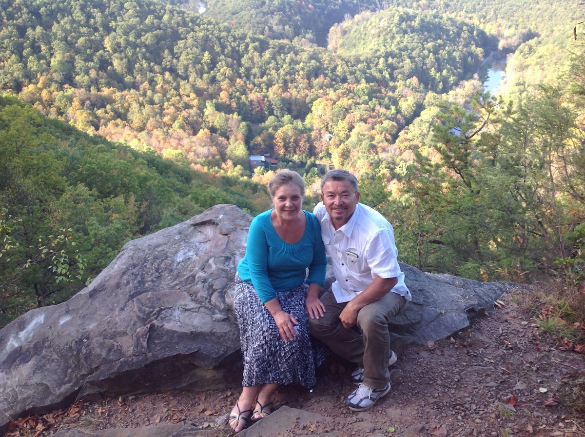 George And Olga From Lewisburg, PA