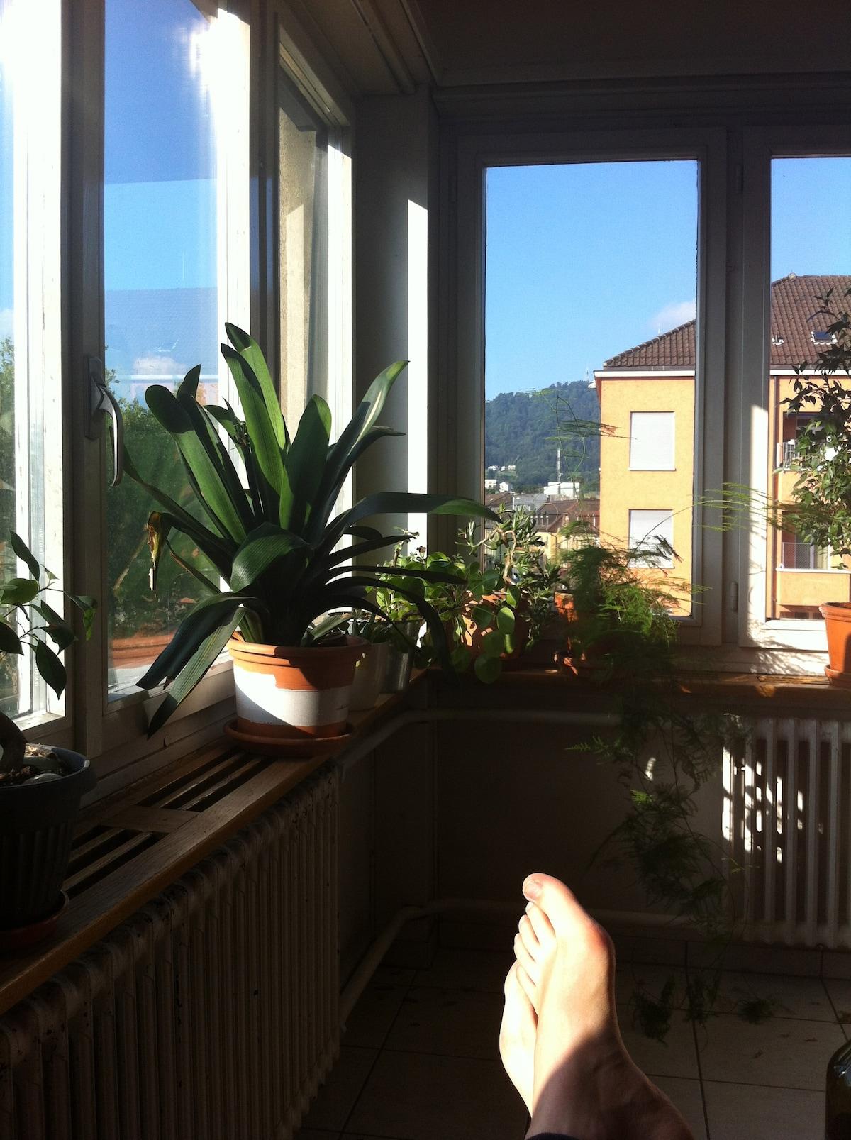 Lisa from Zurich
