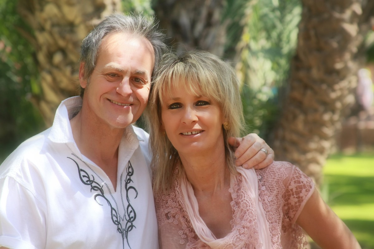 Agnès Et Philippe-Alexis from Marrakesh