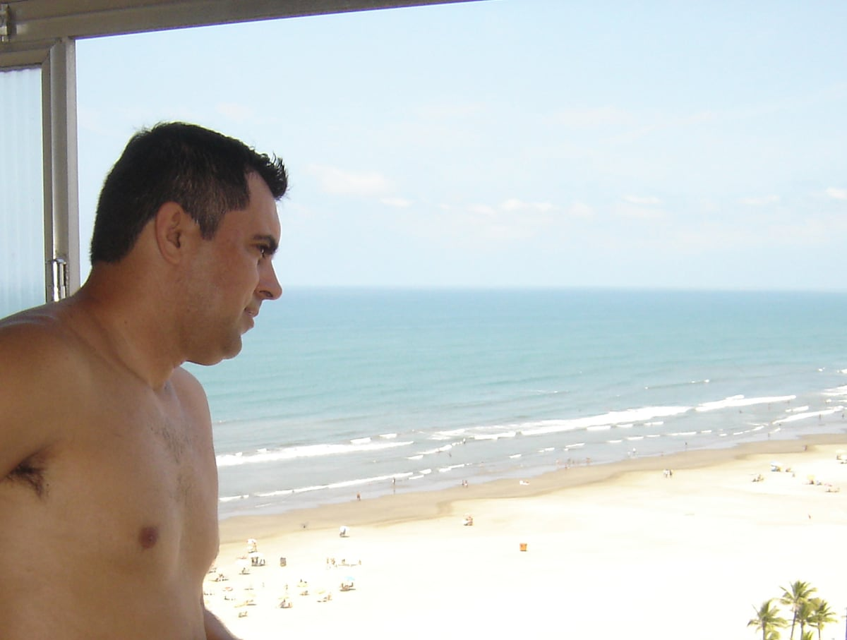 Ronaldo from Praia Grande