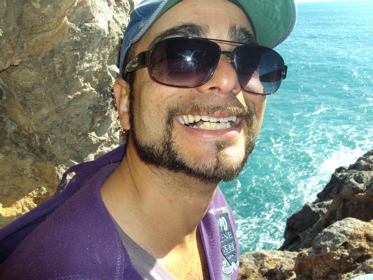 hola, soy Luciano, tengo 36 años, soy italiano y s