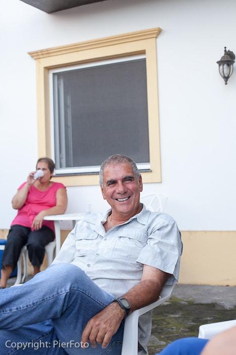 Luis From Rabo de Peixe, Portugal