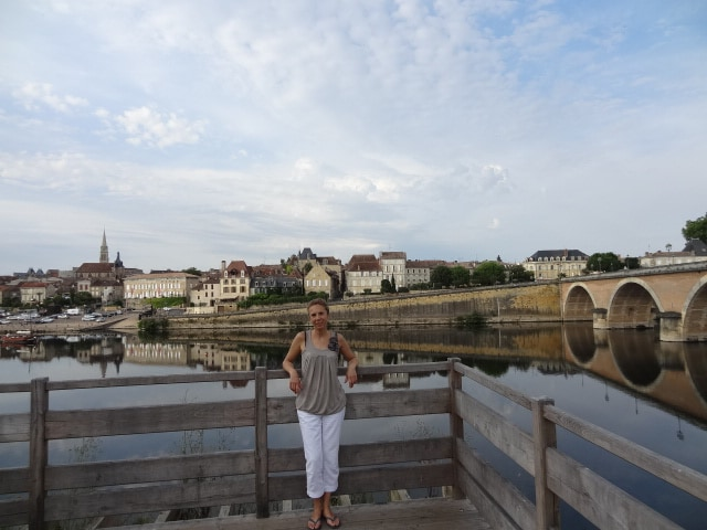 Fanny From Bergerac, France