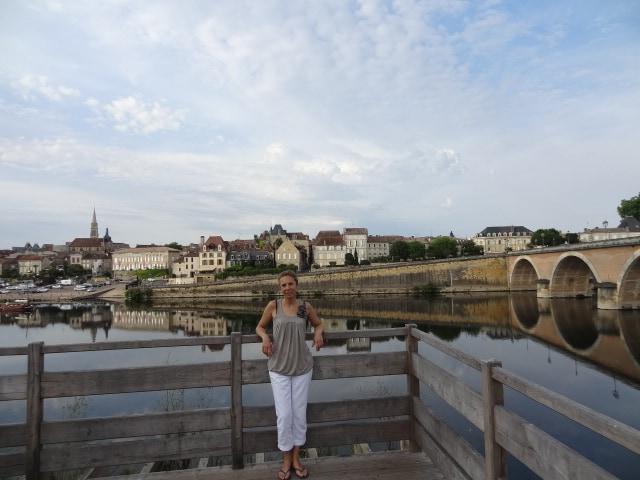 Fanny From Liorac-sur-Louyre, France