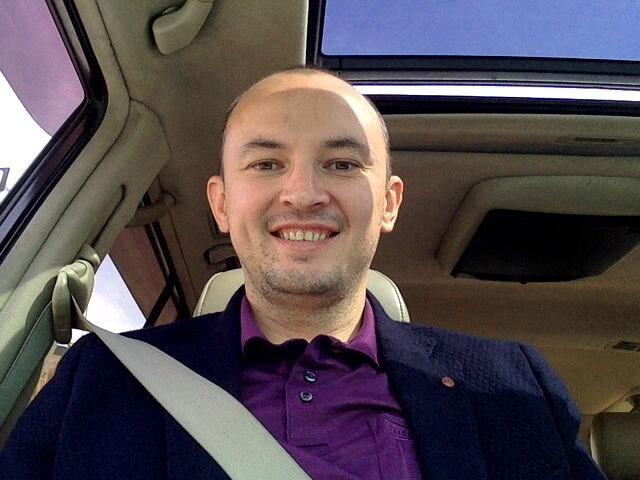 Rustam from Astana