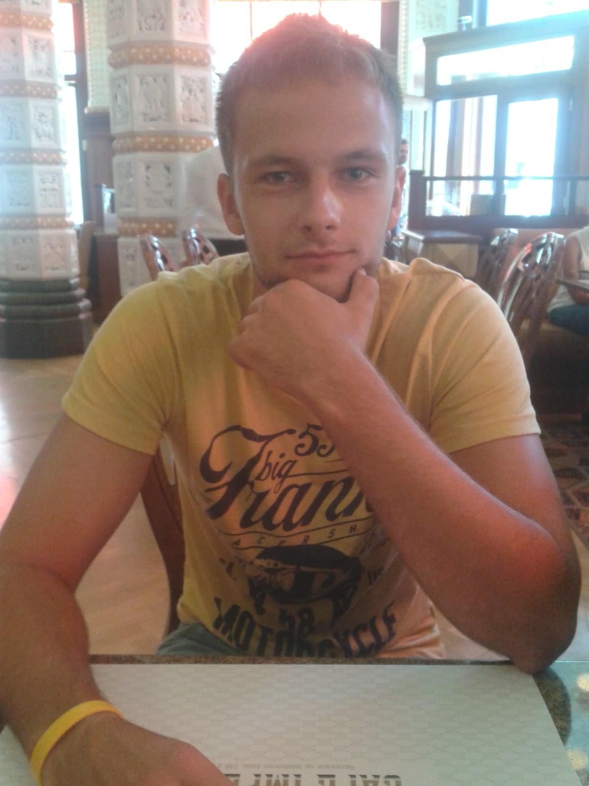 Jan from České Budějovice