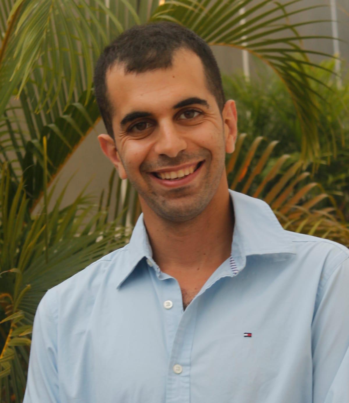 Yogev from Netanya