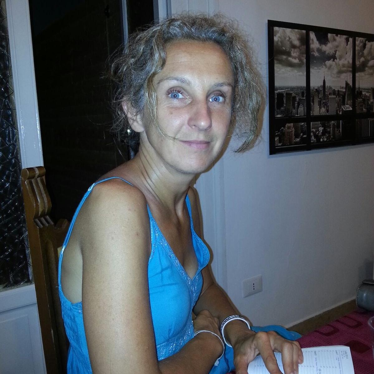Patricia from Nantes