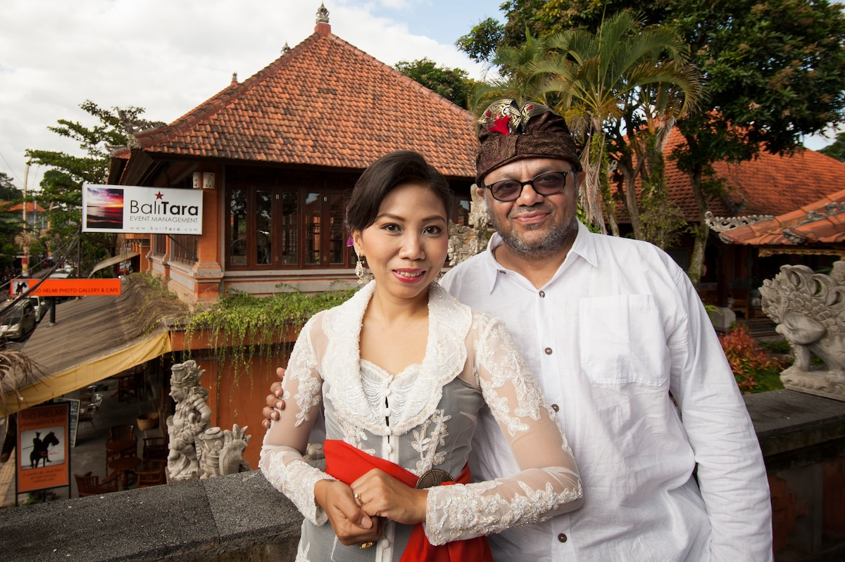 Dian & Chika From Ubud, Indonesia