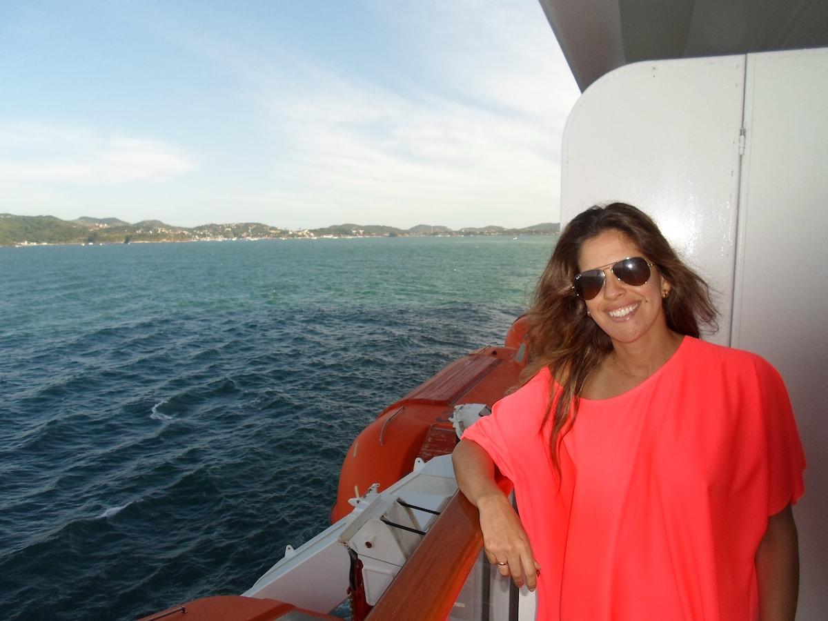 Sandra from Punta Sal