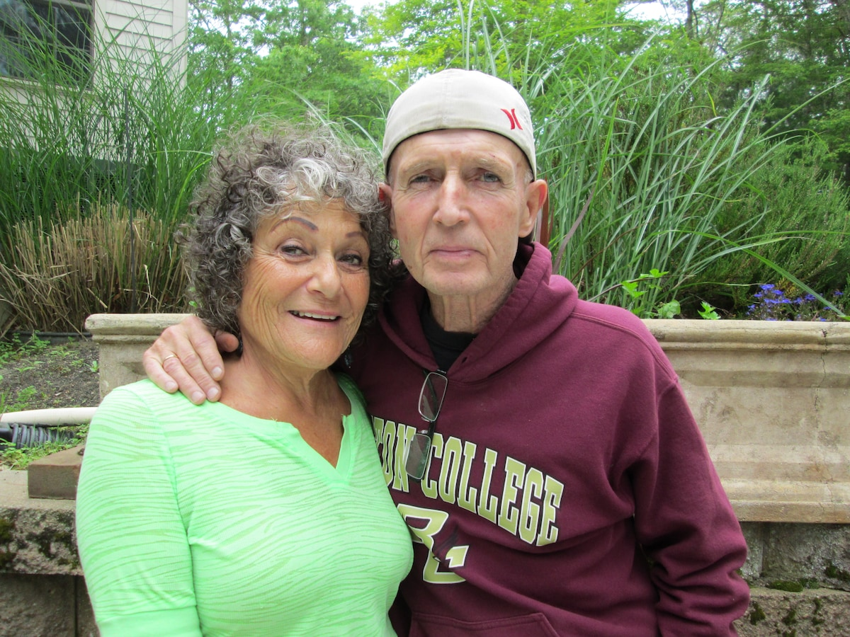 Connie & John from Mattapoisett