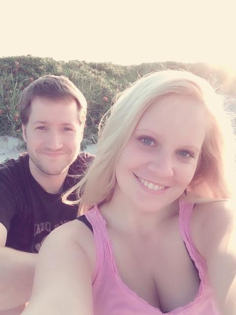 Dennis & Nicole from Wendtorf