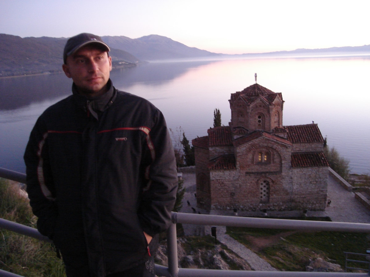 Klime from Ohrid