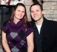 We're the Jones family!  My wife Dixi & I (John)