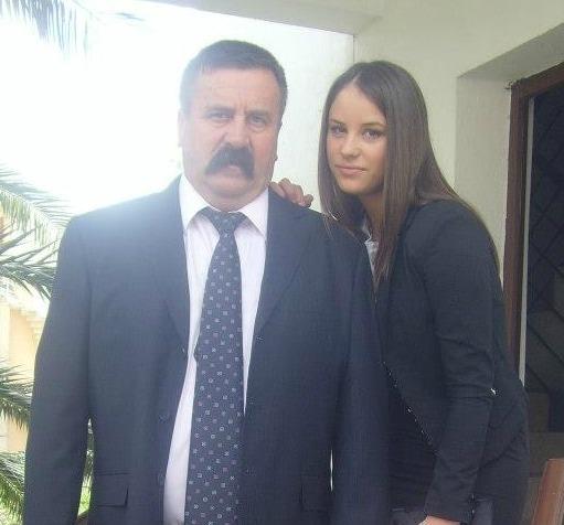 I am Stanko Vojinovic from Zabljak. I was police o