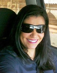 Rosana from Salvador