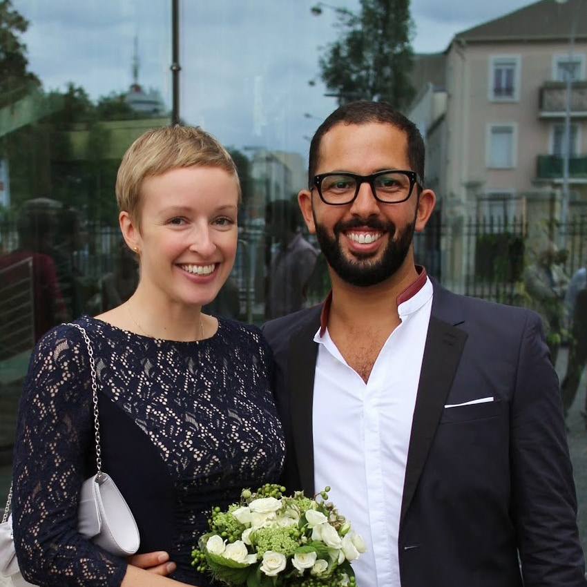 Laure & Mehdi From Geneva, Switzerland