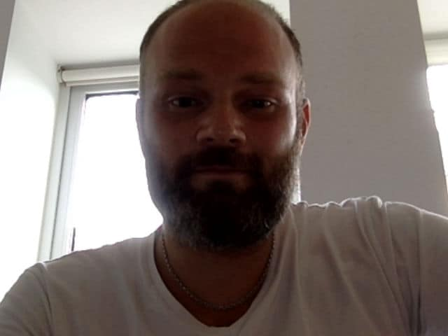 Kasper Breum from Aarhus