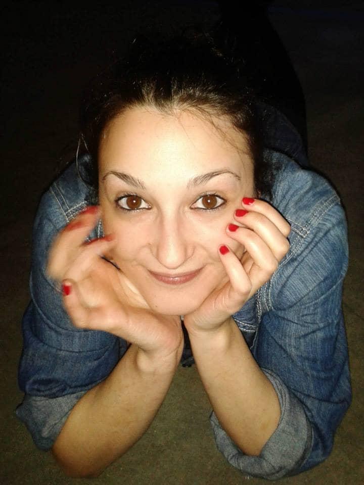 Patricia from Salamanca