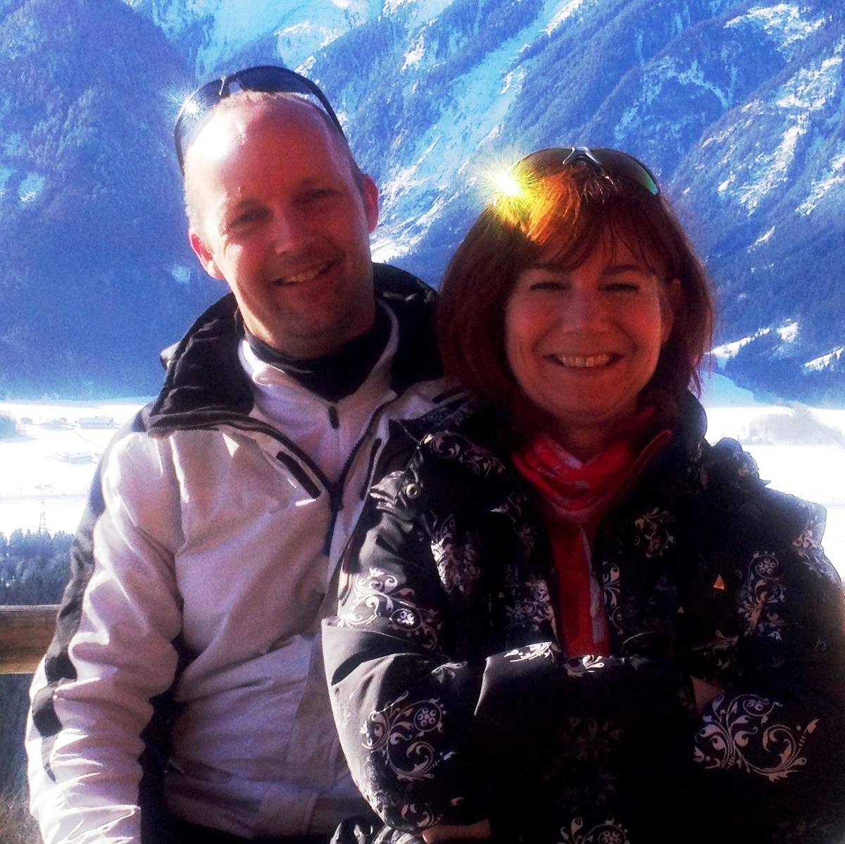 Thomas & Heidi from Haderslev