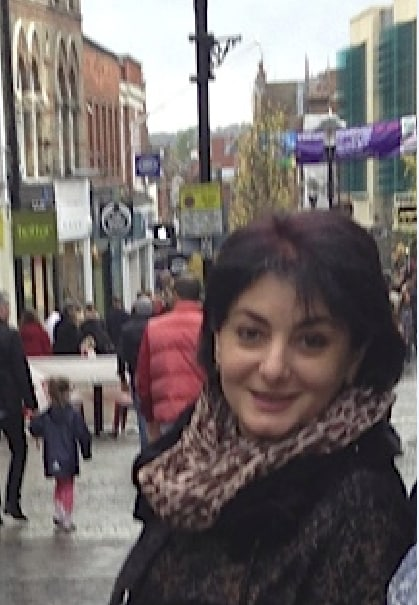 Anna From Armenia