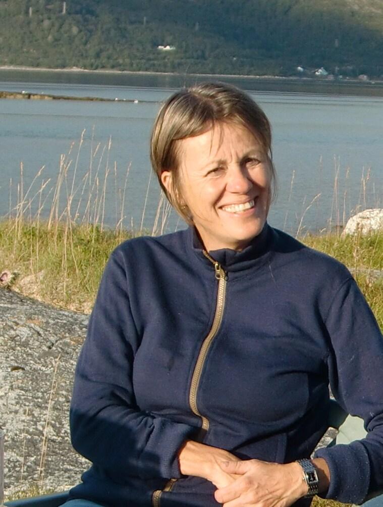 Nina From Tromsø, Norway