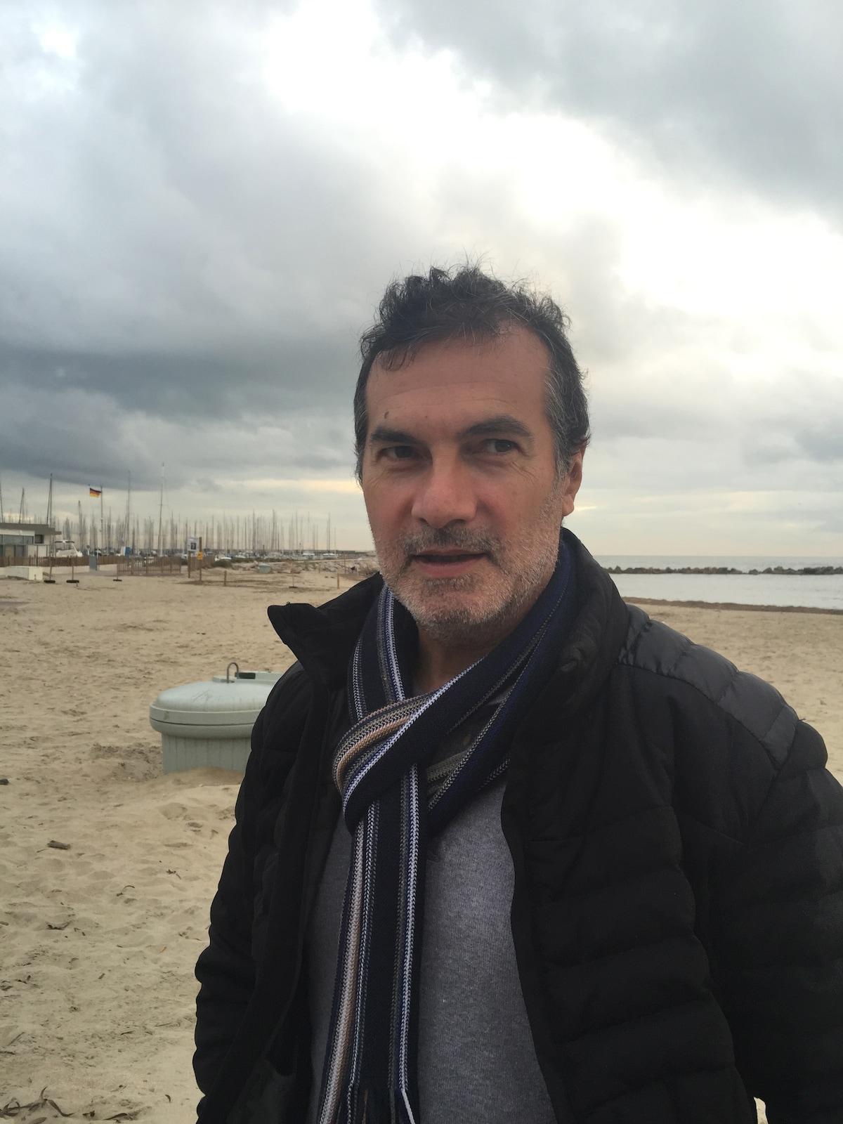 Bernard from Montpellier