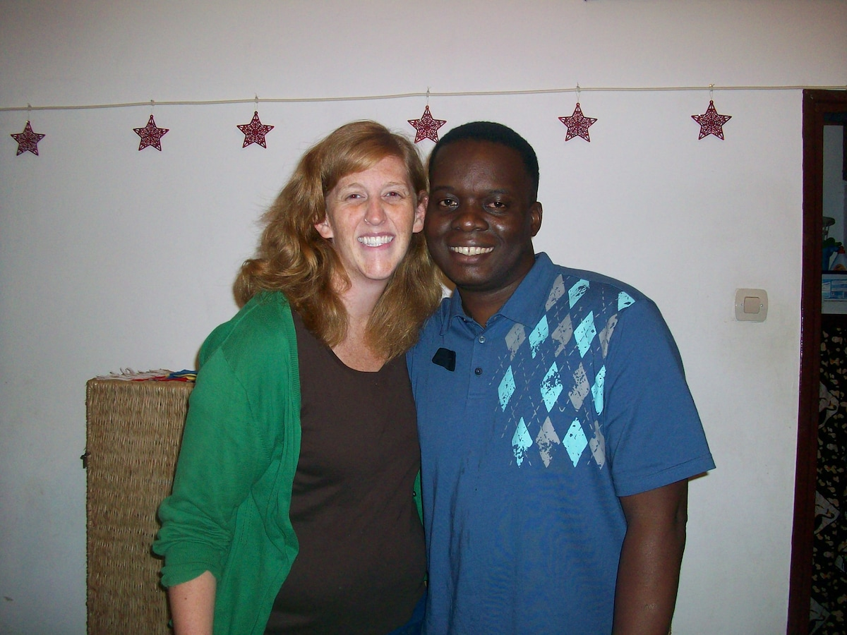 Katie And Victor From Maputo, Mozambique