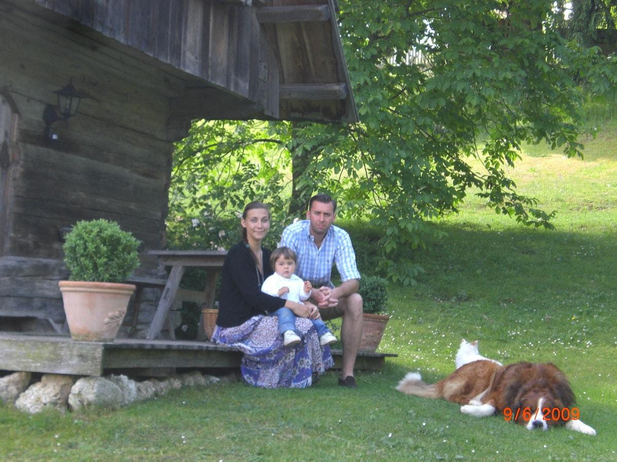 Anette From Krumpendorf, Austria