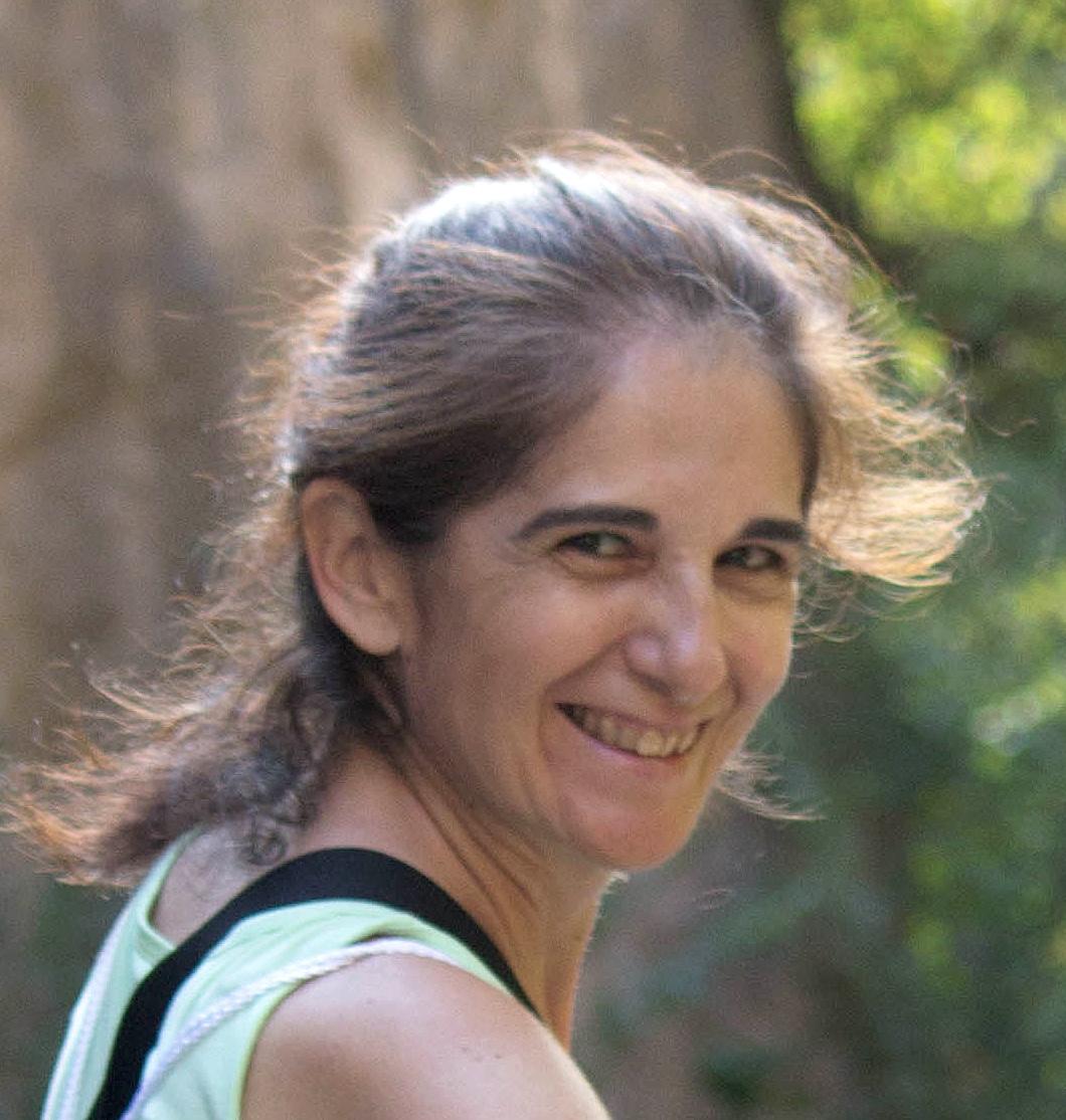 Maria Esperanza from La Molina
