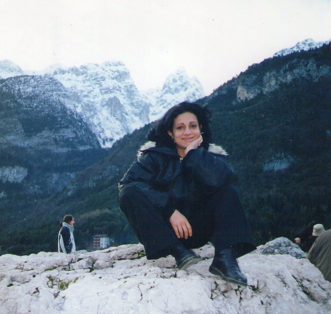 Leila Maria from Rome