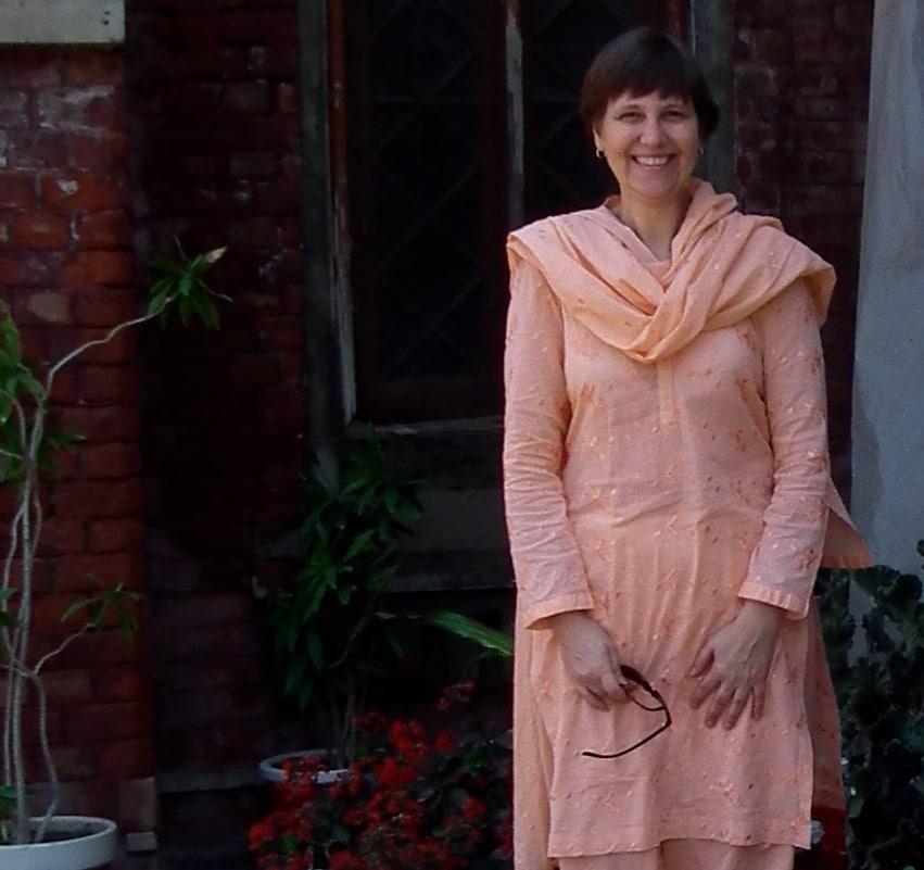 Marianne from Richmond