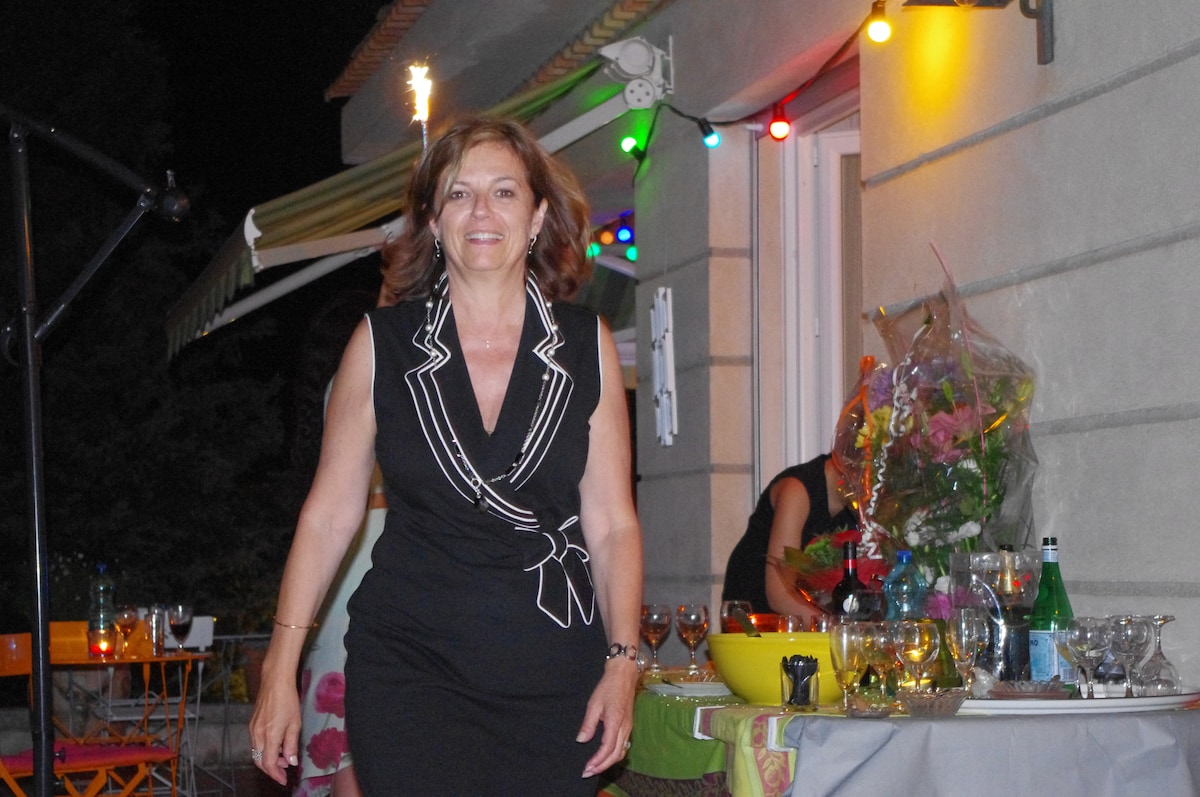 Corinne from Beaucaire