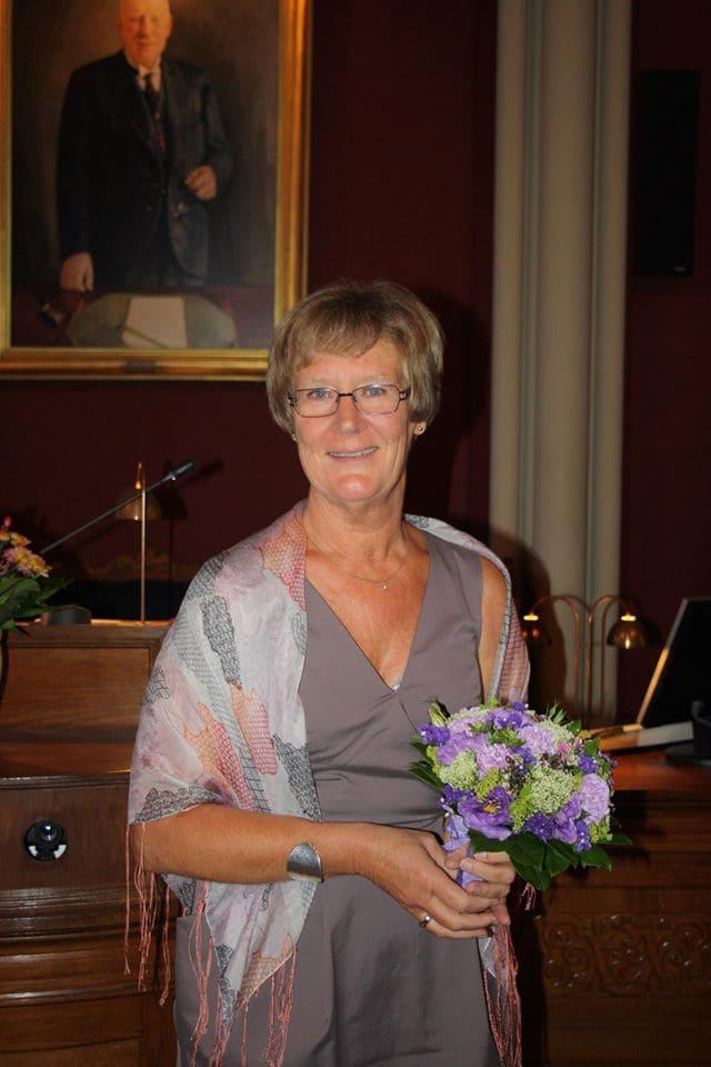 Vibeke From Gentofte, Denmark