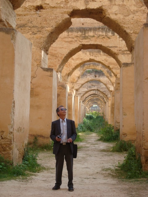 Abdelfatah from Meknès