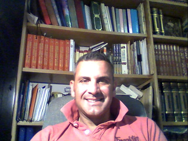 Fabio From Sperlonga, Italy