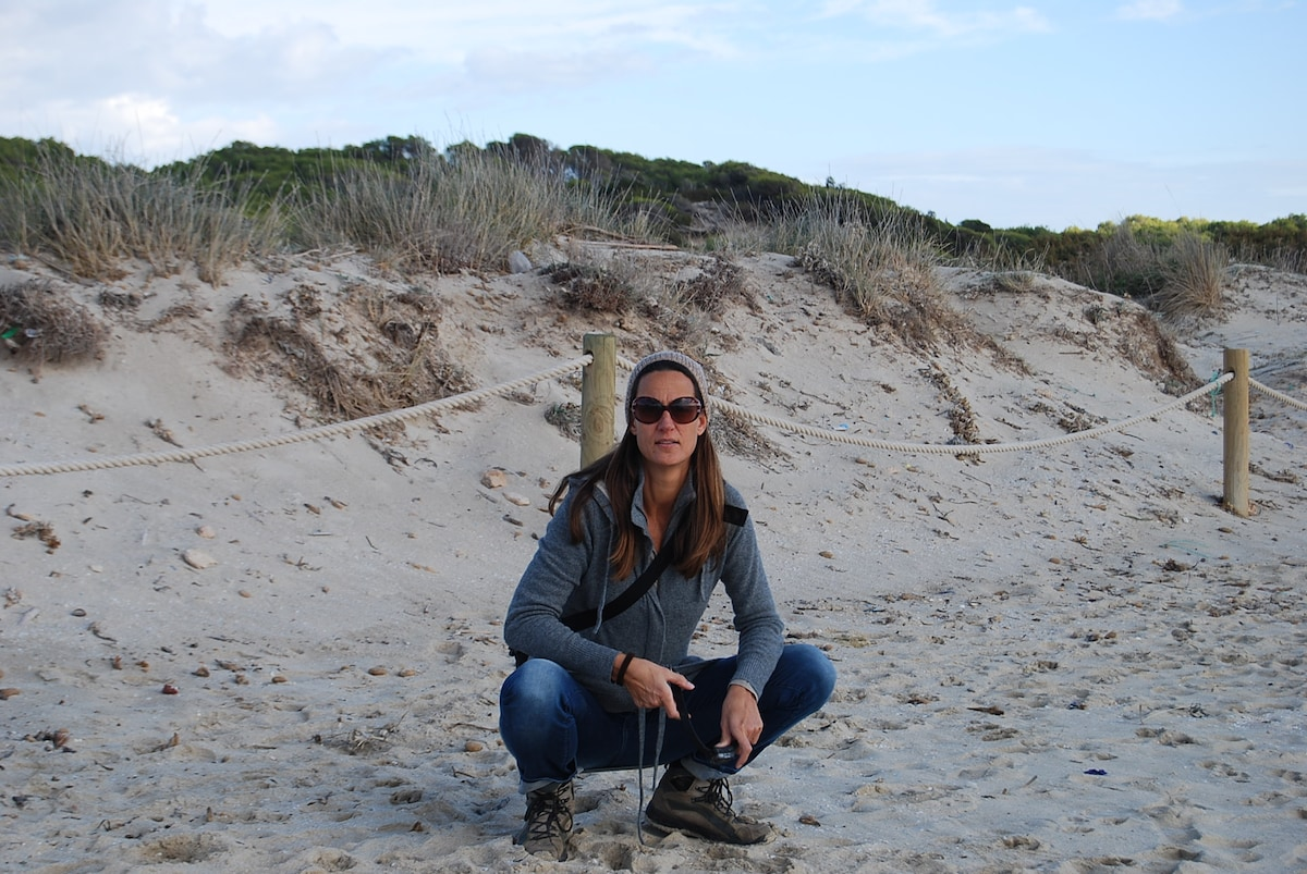 Suzanne from Badia Gran/Bahia Azul