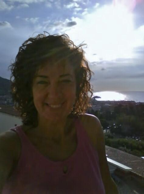 Silvia from Tossa de Mar