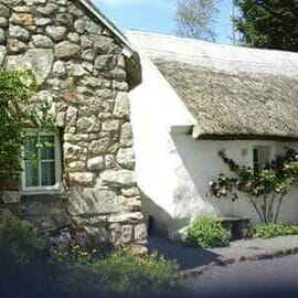 An Buntsop Cottages From Galway, Ireland
