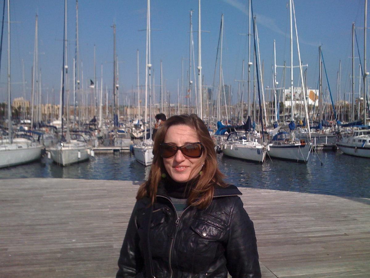 Mar from Barcelona