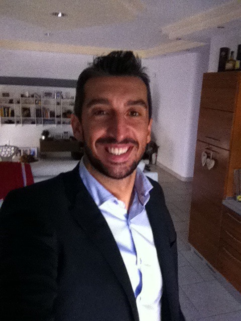 Francesco From Brindisi, Italy