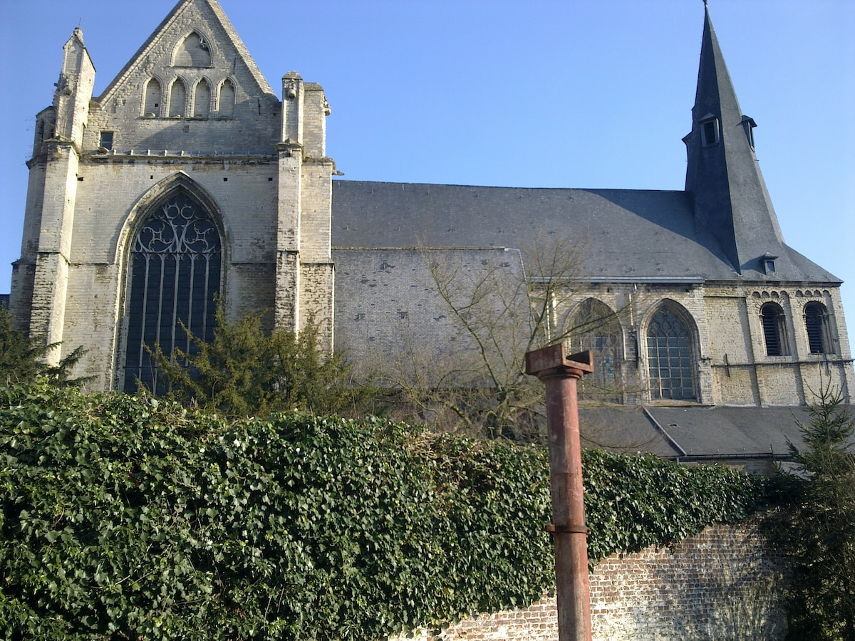 St.Jacob from Leuven