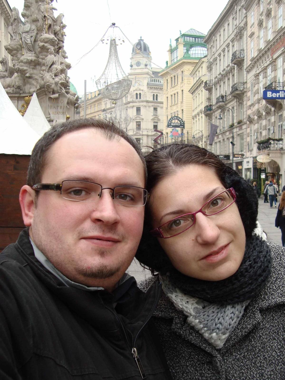 Marina&Tomislav from Zagreb