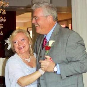 My husband Fritz and I look look forward to meetin