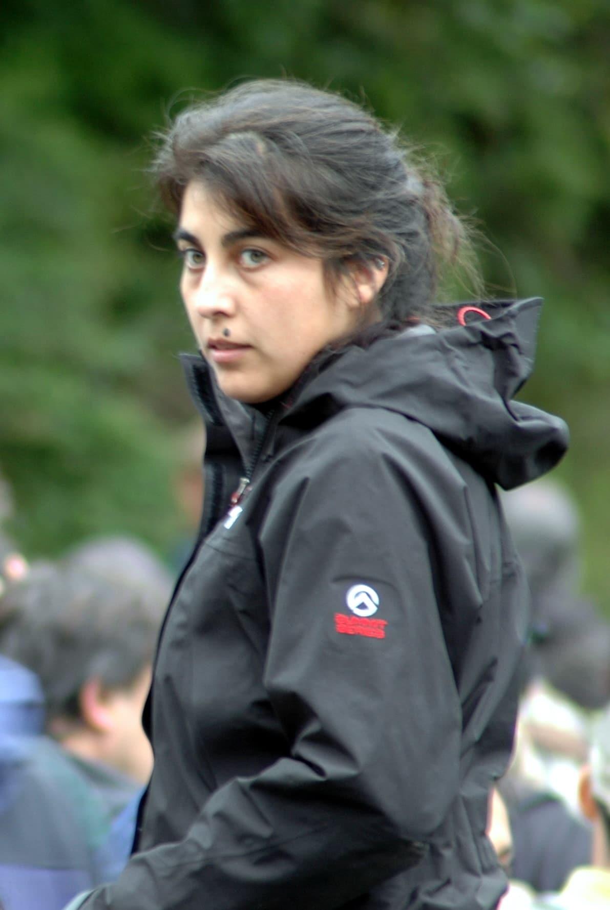 Guisella from Valdivia