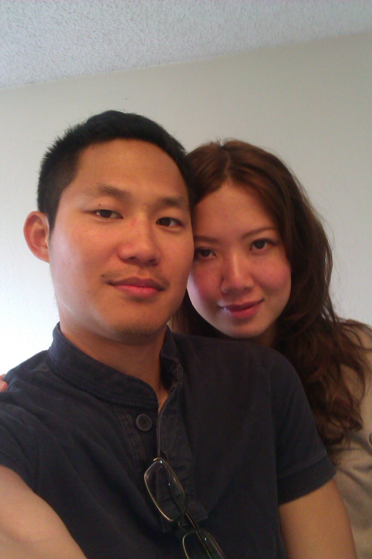 We are couple living in Emeryville, this is a styl