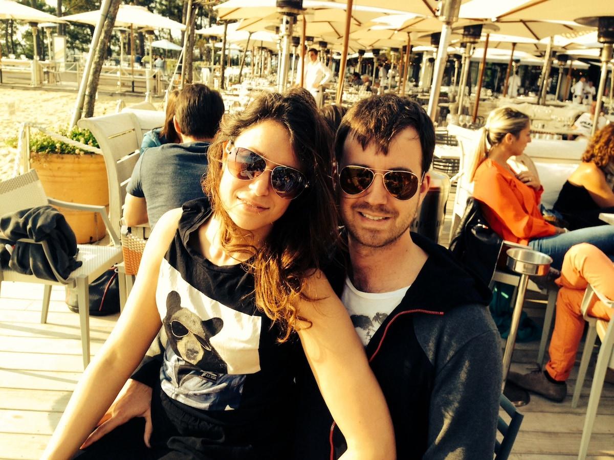 Vinsent & Charlotte from Leuven