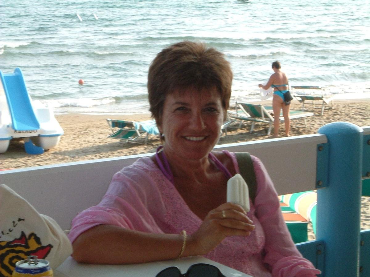 Bruna From Fondi, Italy